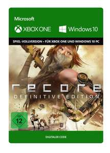 ReCore: Definitive Edition (Xbox One/PC Play Anywhere) für 4,99€ (Xbox Store)