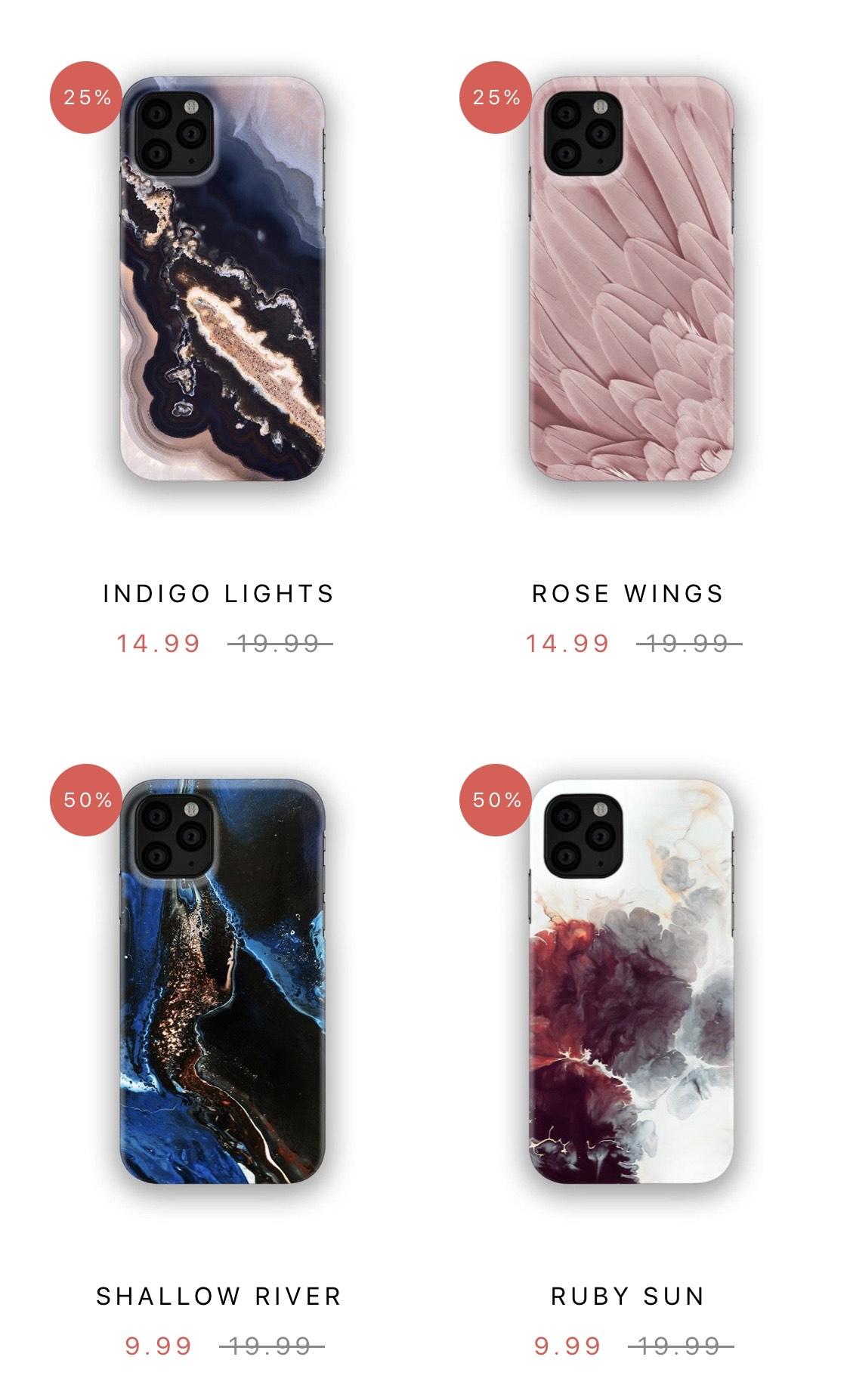 Thatsacase - iPhone Hüllen mit bis zu 80% Rabatt und 3 für 2 Aktion