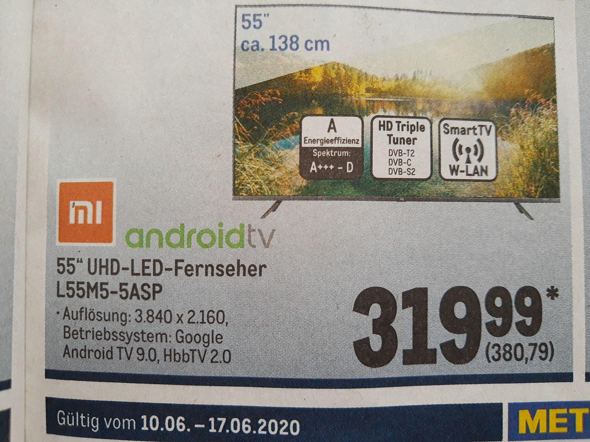 """[METRO offline] Xiaomi Mi Smart TV 4S 55"""""""