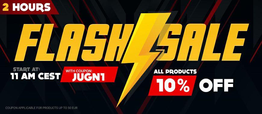 10% Rabatt auf alles bis 50€ bei Gamivo