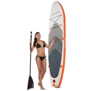 Chillroi Stand-Up-Paddling-Board Komplett-Set | Stand Up Paddle Board | SUP