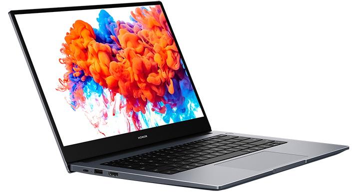 "Honor MagicBook 15 (15.6"", IPS, FHD, 250cd/m², Ryzen 5 3500U, 8GB RAM, 256GB PCIe SSD, USB-C + PD, HDMI, 42Wh, Alu-Gehäuse, Win10, 1.53kg)"