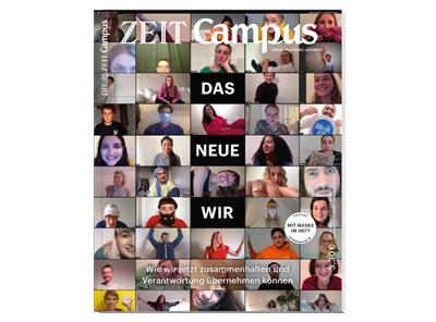 1 Ausgabe ZEIT CAMPUS gratis PRINT/DIGITAL - Kündigung nötig