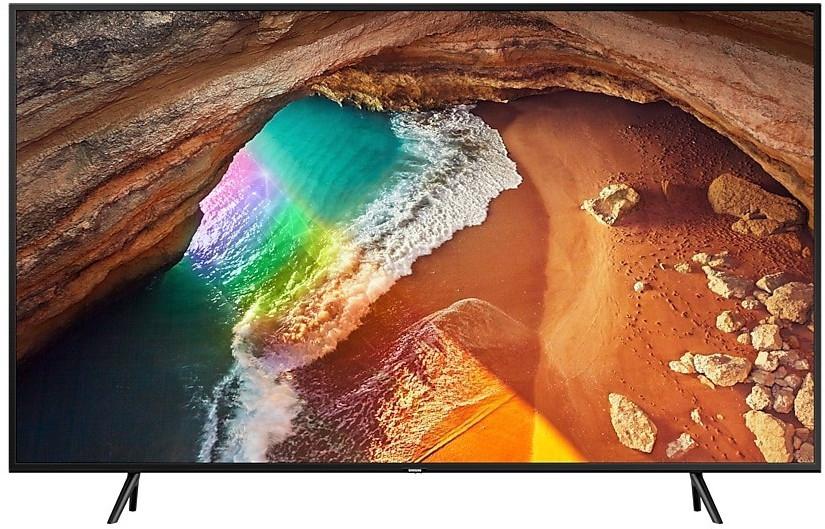 "Samsung QLED GQ49Q60RGT 123 cm (49"") LCD-TV mit LED-Technik kohlschwarz / A"