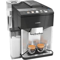 SIEMENS TQ503D01 EQ.500 integral Silber/Schwarz Kaffevollautomat mit 100€ Abzug