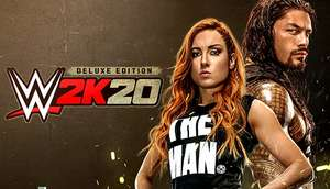 WWE 2K20 Deluxe Edition PC STEAM