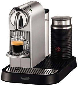 (Österreich)[Media Markt Super Sonntag] De Longhi Nespresso-Maschine EN 265.SAE Citiz & Milk Silver für 147 Euro inklusive 50 Euro Nespresso-Gutschein