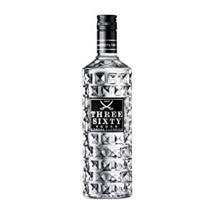 Three Sixty Vodka 0,7l für 9,99 EUR bei EDEKA