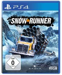 Snowrunner - PlayStation 4 [Amazon & Proshop]
