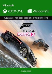 Forza Horizon 3 (Xbox One/PC Digital Code Play Anywhere) für 10,08€ (CDkeys VPN UK)