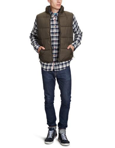 "[Amazon] Selected Homme Weste ""Manley"" Khaki Green Gr. XL für 24,85 incl. Versand"