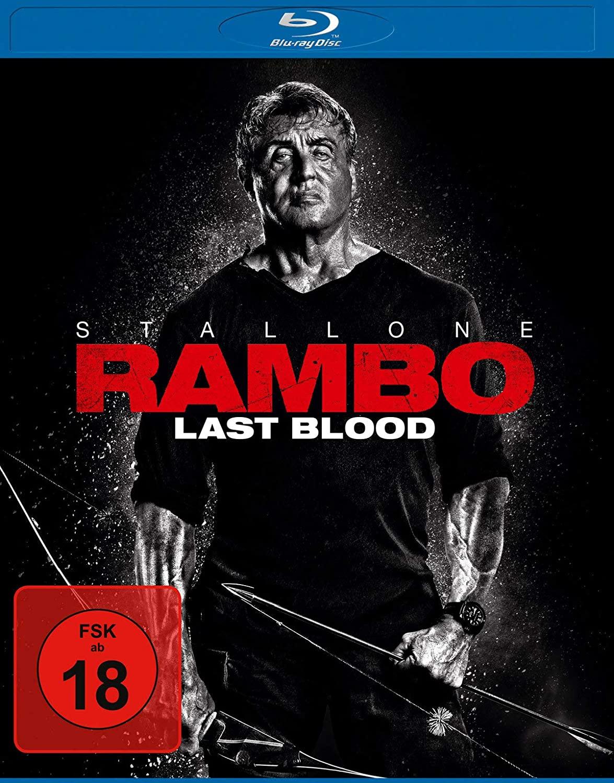 Rambo Last Blood Blu Ray 9,99 € [Amazon & Müller]