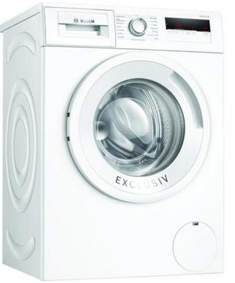 Bosch Waschmaschine für 429€ bei Voelkner: WAN 28180 (A+++, 7 kg, 1400 U/min,automatische Beladungserkennung)