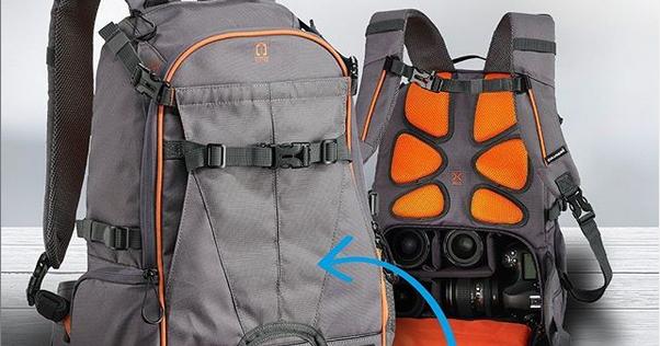 Cullmann Ultralight 300 Fotorucksack/Daypack