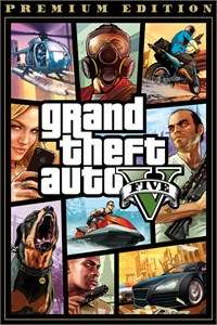GTA V Premium Edition XBOX