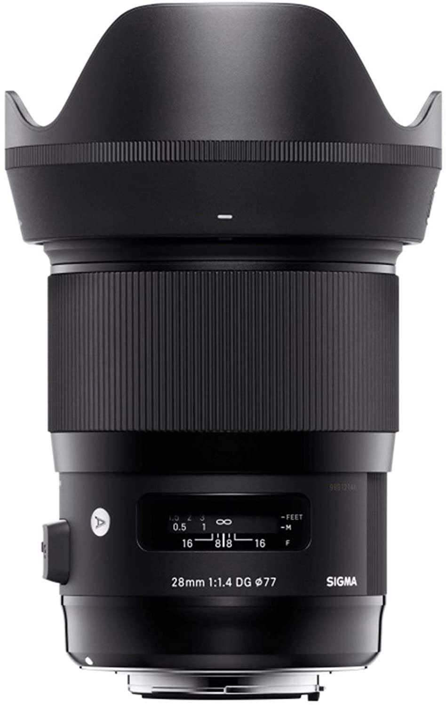 Sigma 28mm F1,4 DG HSM | Art | Canon EF [Amazon.de]