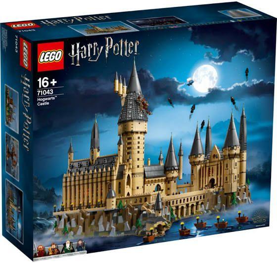 Lego 71043 Harry Potter Schloss Hogwarts
