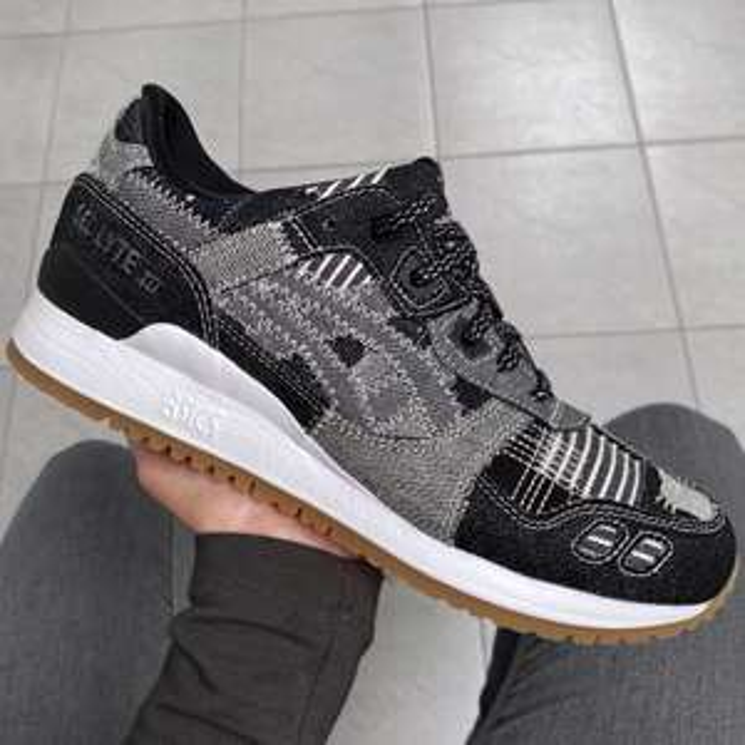 """asics Tiger GEL-Lyte III """"Ranru Pack"""" Sneakers (Größen 37 bis 46,5)"""