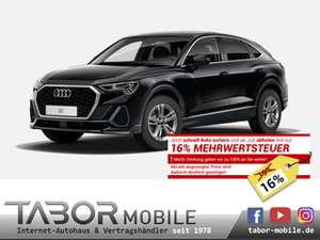 [EU Neuwagen, Tageszulassung] Audi Q3 Sportback 35 TFSI 150 S-tronic