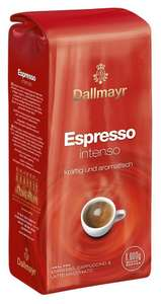 (Amazon Prime) Dallmayr Kaffee Espresso Intenso Kaffeebohnen 1kg [Spar Abo] Espresso 8,09€ - Crema 7,64€ | beans&bonus 2020