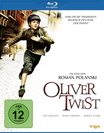 Oliver Twist (Blu-ray) für 5,99€ (Amazon Prime & Saturn & Media Markt Abholung)