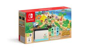 Nintendo Switch Animal Crossing lieferbar!