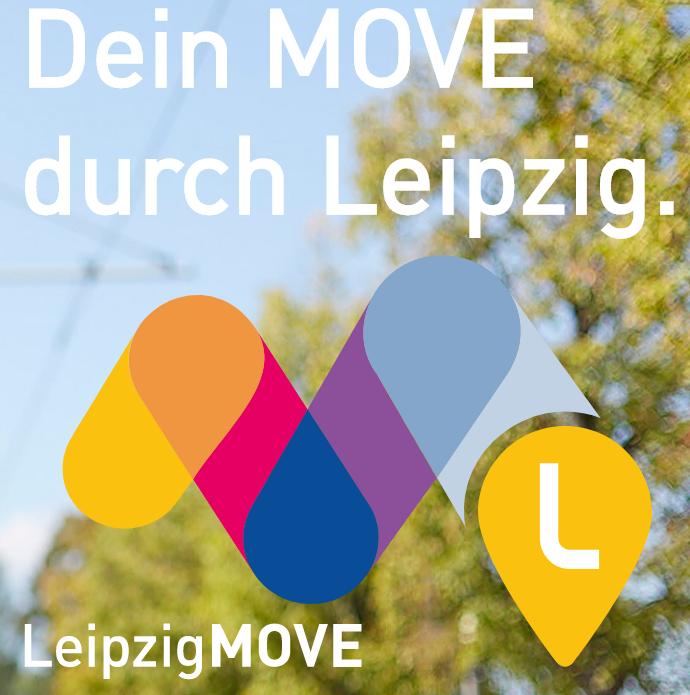Leipzig MOVE+ bis 30.09. kostenlos! (50% auf Tickets der LVB)