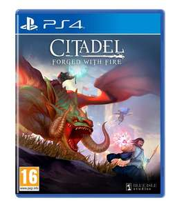 Citadel Forged with Fire - [PlayStation 4] für 19,50€ @ Coolshop