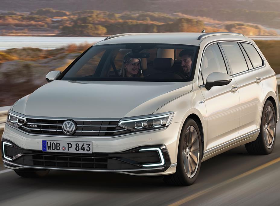 Gewerbeleasing: VW Passat Variant GTE Hybrid / 218 PS (konfigurierbar) ab 99€ (netto) im Monat / LF: 0:25 - GKF: 0,34