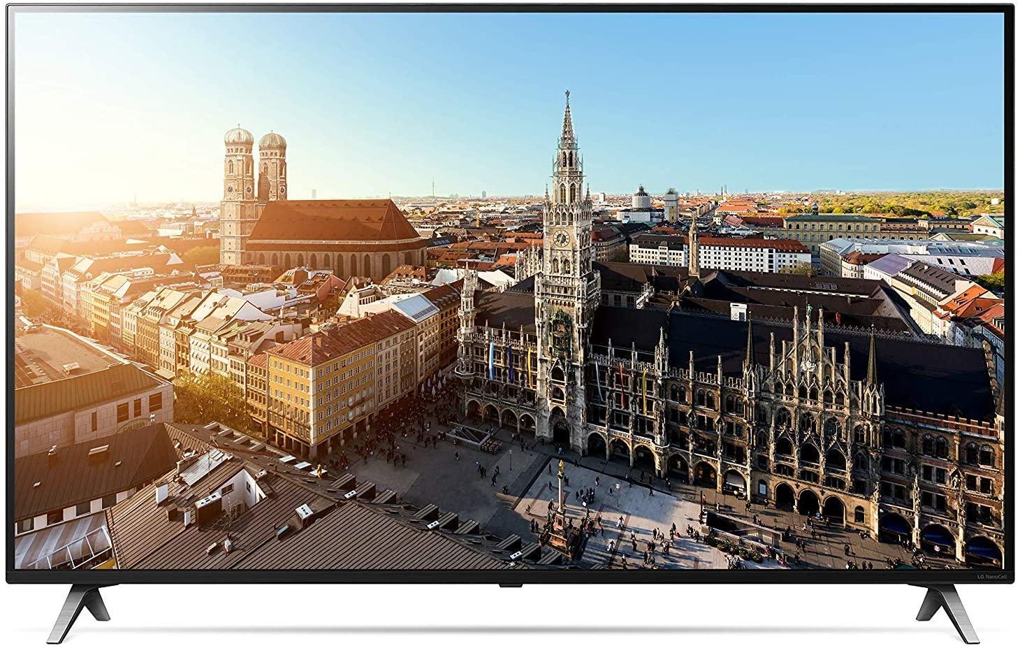 "LG 65SM8500PLA 164 cm - 65"" Fernseher (NanoCell, 100 Hz, Triple Tuner, 4K Cinema HDR, Dolby Vision, Dolby Atmos, Alexa-Integration) [Amazon]"