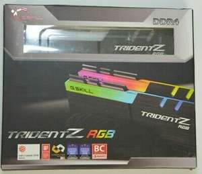 G.SKill TridentZ 16GB Kit DDR4-3000 CL16
