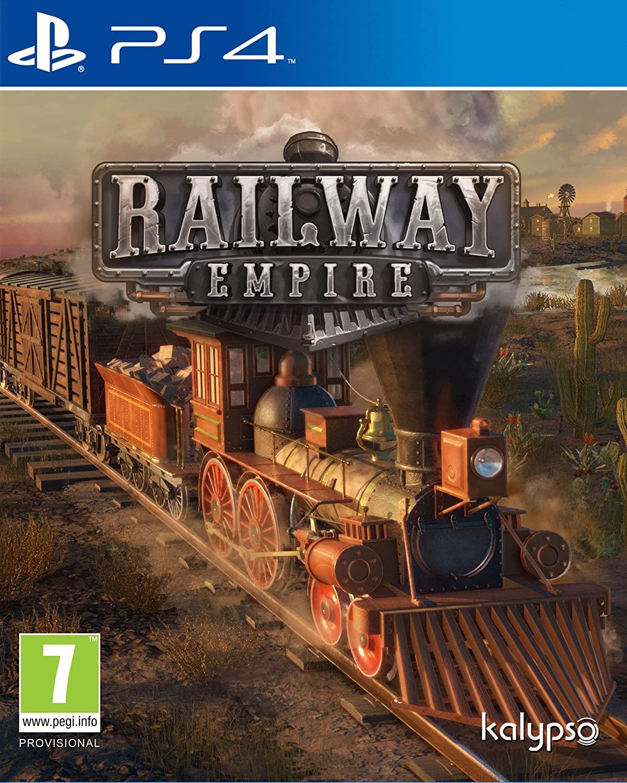 Railway Empire (PS4) für 12,52€ (Amazon FR)