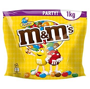 [Amazon Pantry] M&M's Peanut 1kg (4,98€)