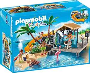 [AMAZON Prime] Playmobil Karibikinsel mit Strandbar