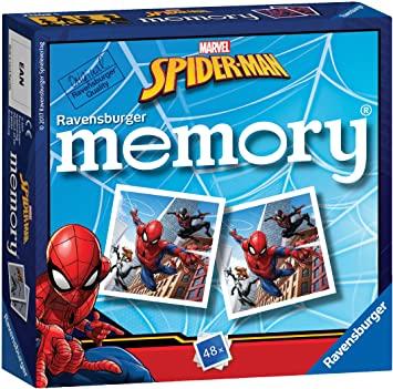 [AMAZON Prime] Ravensburger Marvel Spider-Man Mini Memory