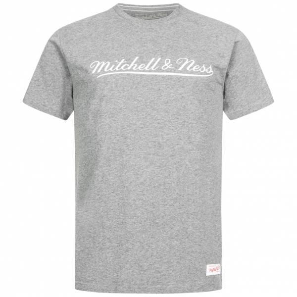 Mitchell & Ness Tailored Herren T-Shirt TAILTEE-GRY