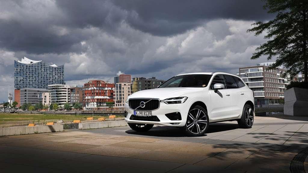 Volvo On Call Ladestrom Erstattung für 12 Monate Nutzung