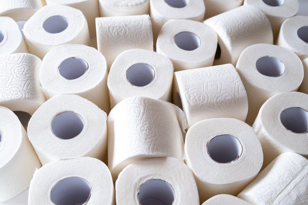 Toilettenpapier 8*150 Satino Prestige METRO SANKT AUGUSTIN, Köln Godorf lokal (KARTE ERFORDERLICH)