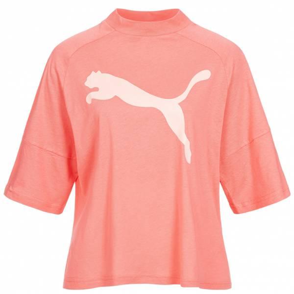 PUMA Fusion Damen Cropped T-Shirt für Frauen (M, L, XL)