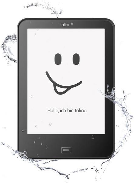 tolino vision 4 HD eBook-Reader