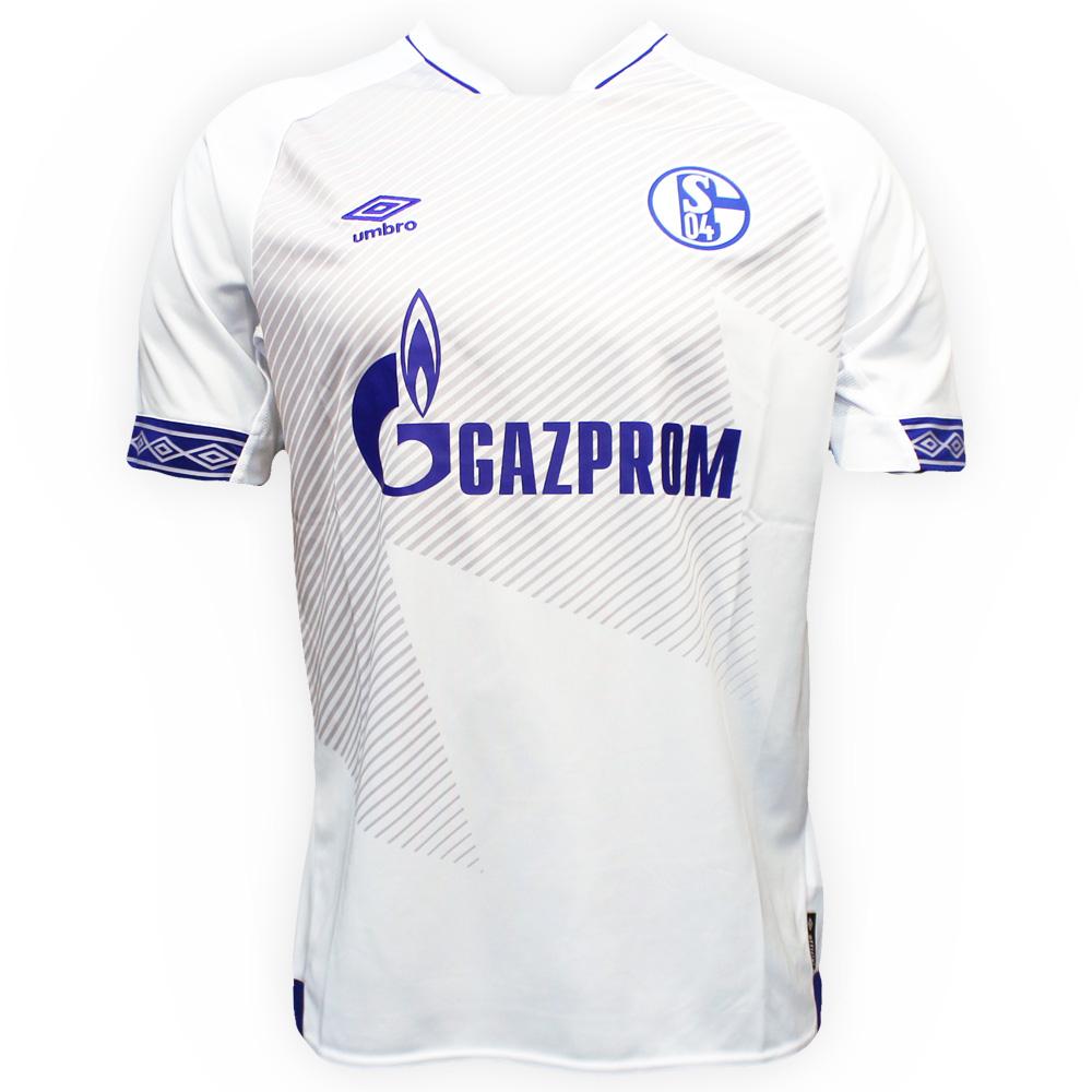 Umbro FC Schalke 04 x 1. FC Nürnberg Trikot Special 2018/2019 Herren Sonderedition