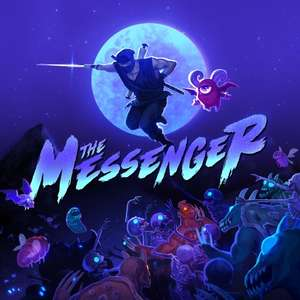 The Messenger (Switch) für 9,99€ oder für 6,91€ ZAF (eShop)