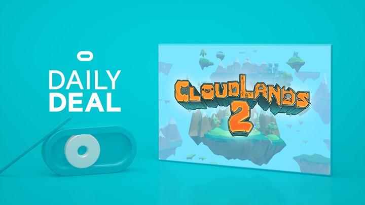 Oculus Quest Daily Deal: Cloudlands 2