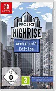 Project Highrise: Architect's Edition (Switch) für 9,99€ (Amazon Prime & Müller Abholung)