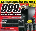 (Lokal)Mediamarkt Berlin hat den Denon 1611 +Bose  Acoustimass 10 als Set im Angebot.