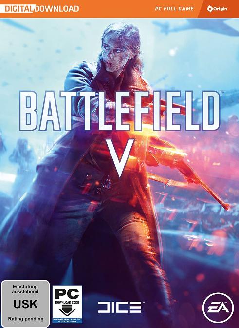 Battlefield V (PC) für 9,99€ (Amazon)