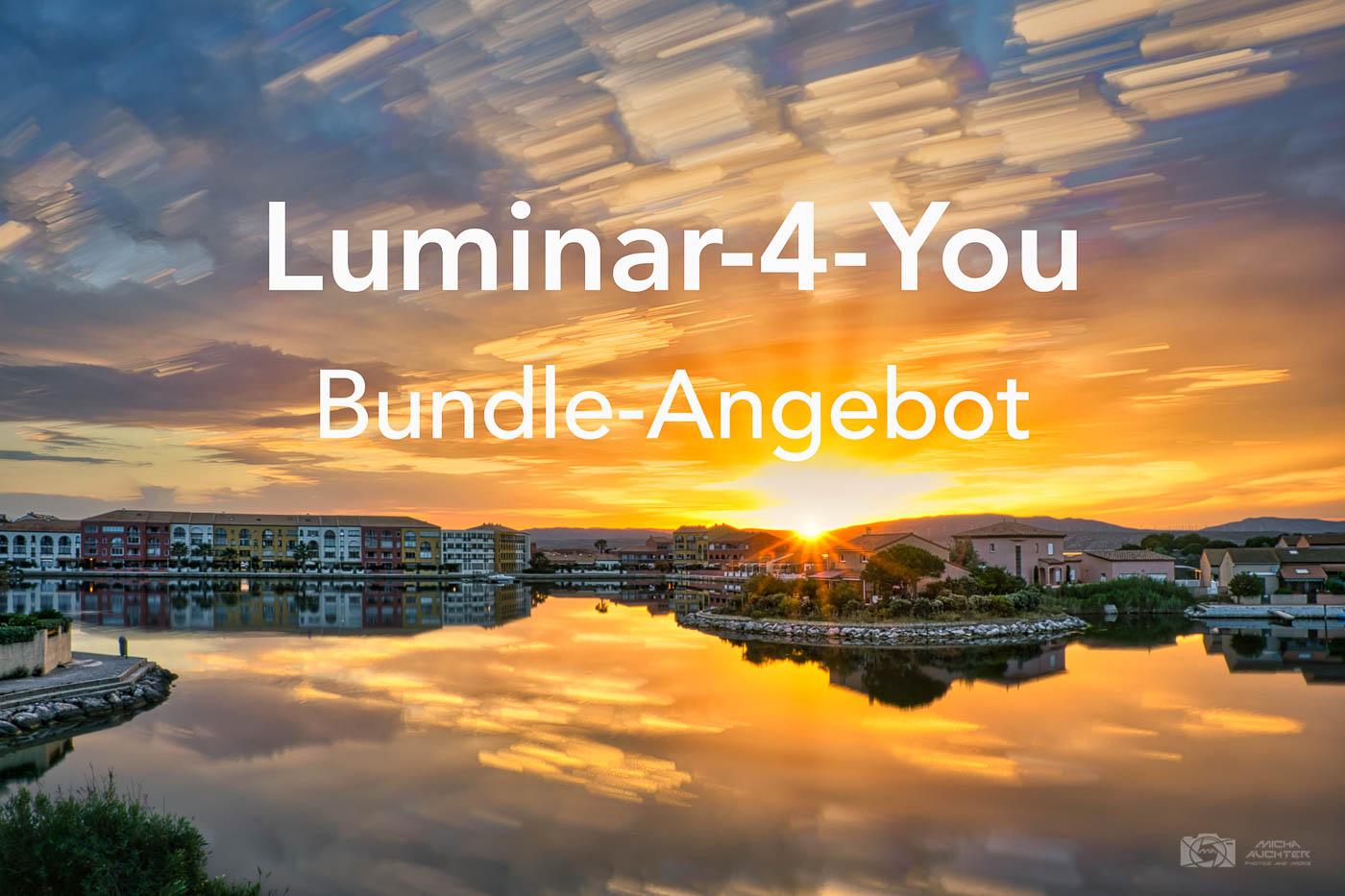 Luminar 4 (Mac/Windows) + California Sunsets + Morning Freshness