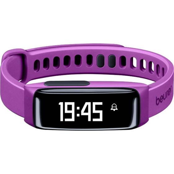Beurer AS 81 Fitness-Tracker Lila für 9,99€ inkl. Versand (Conrad)