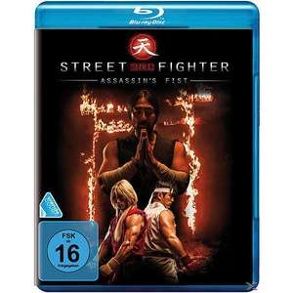 Street Fighter - Assassin's Fist (Blu-ray) für 3,99€ (Amazon Prime & Dodax)