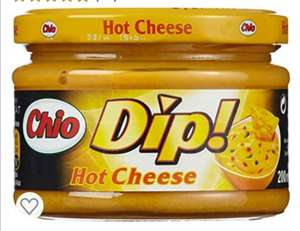 Amazon Pantry: Chio Hot Cheese Dip 1€ (15€ MBW zzgl. VSK)